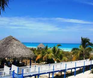 Kuba - Cayo Guillermo, marzec 2019