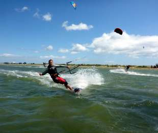 Leucate kite and wake camp 2016