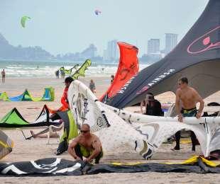 Tajlandia - Hua Hin 2016 kitesurfing
